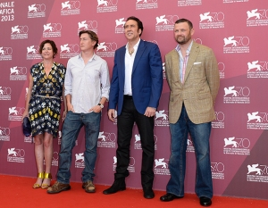 'Joe' Photocall - The 70th Venice International Film Festival